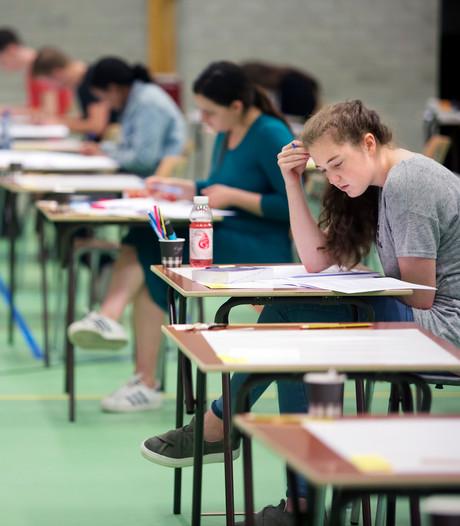Was het moeilijk of viel het mee? Maandag: Maatschappijwetenschappen op Cambreur College in Dongen