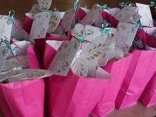 Gratis goodiebags voor driehonderd vrouwen: 'Graag een extra zonnestraaltje geven'