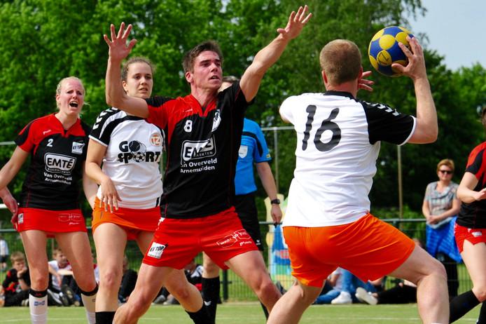 TOP Arnemuiden hervat de veldcompetitie zaterdag tegen Tweemaal Zes.