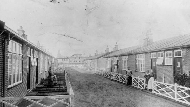 Ook in Rijnwijk stonden ooit noodwoningen als oplossing voor gebrek aan huizen na de Eerste Wereldoorlog