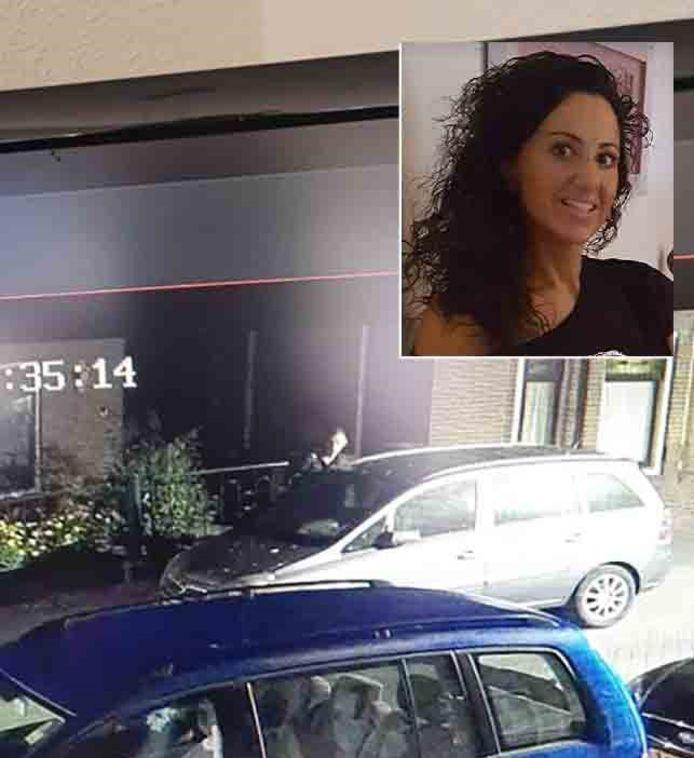 Natalie spoorde haar autodief op in Kaatsheuvel en appte met hem.