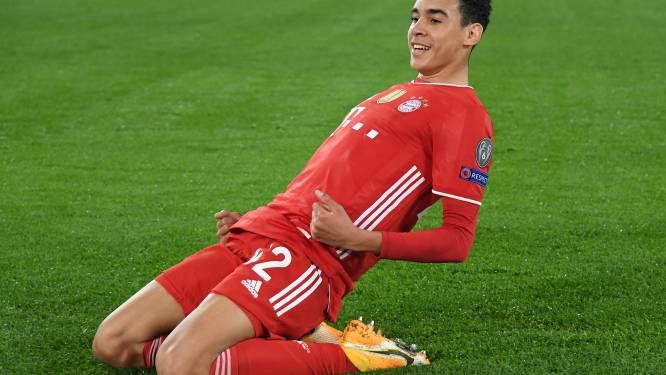 De tien jongste doelpuntenmakers in de Champions League: wereldvedetten, witte merels en een ex-Standard-speler