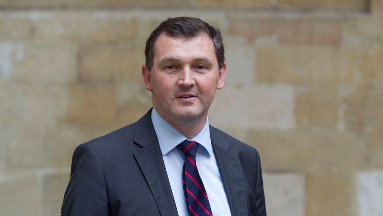 NVA-senator Karl Vanlouwe.