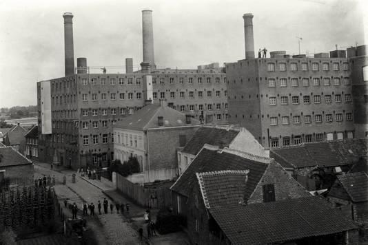 Brouwerij Callebaut actief van 1850-1976.
