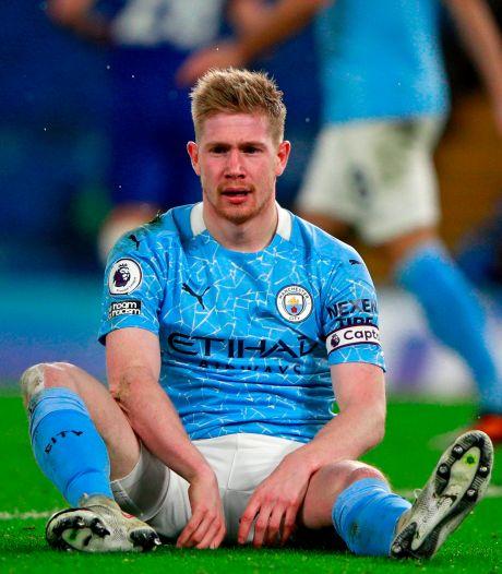 Manchester City rekent toch op De Bruyne in Champions League