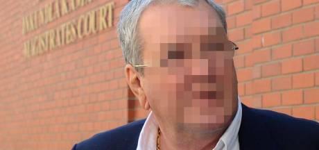 'Kouwenhoven breekt been, zaak opnieuw uitgesteld'