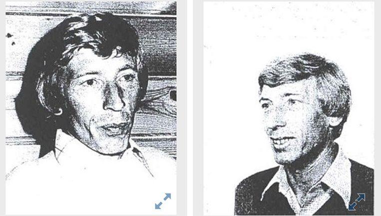 Robert Leur zoals hij er in 1988 uitzag. Beeld Politiefoto