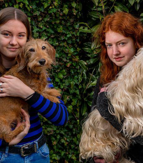 Lisanne en Naomi knokken zich terug na heftige periode: 'Het is een wonder dat ik hier nog zit'