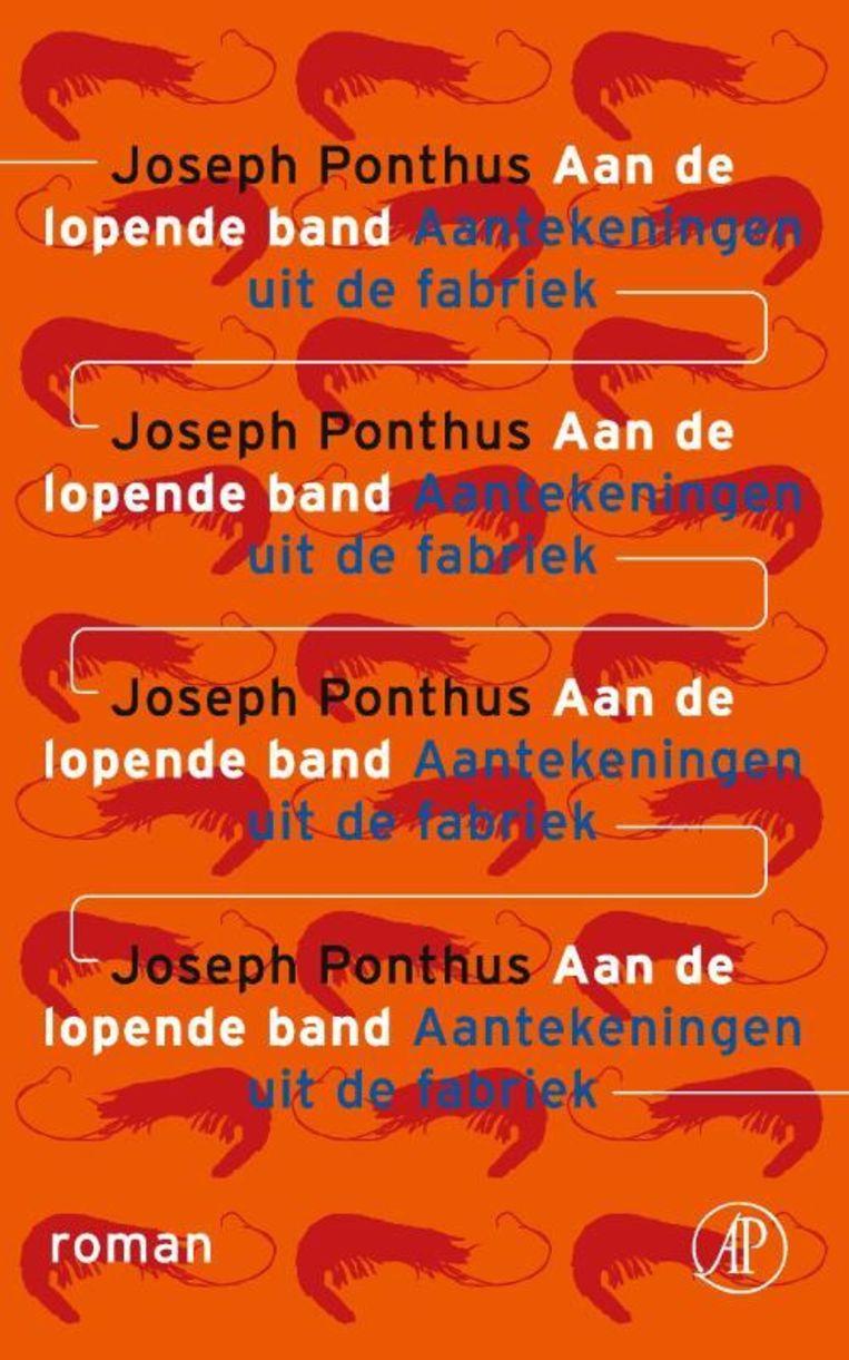 Joseph Ponthus – Aan de lopende band. Beeld rv
