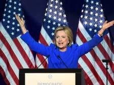 """Hillary Clinton veut """"en finir"""" avec la violence des armes à feu"""