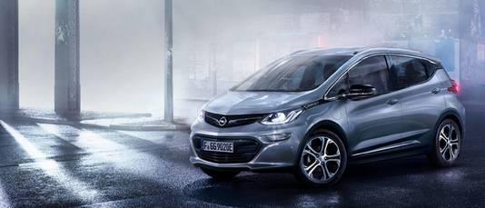 De Opel Ampera-E