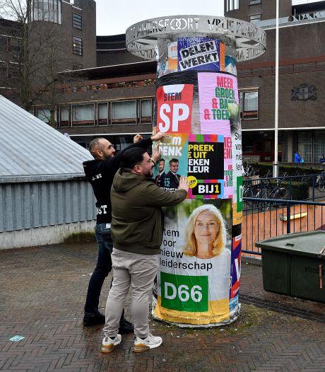 De verkiezingen zijn begonnen: hoe gaat de regio Amersfoort stemmen?