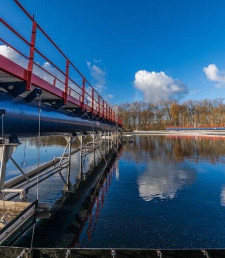 Ruim 8500 zonnepanelen bij de rioolzuivering in Oijen, aanleg moet volgend jaar starten