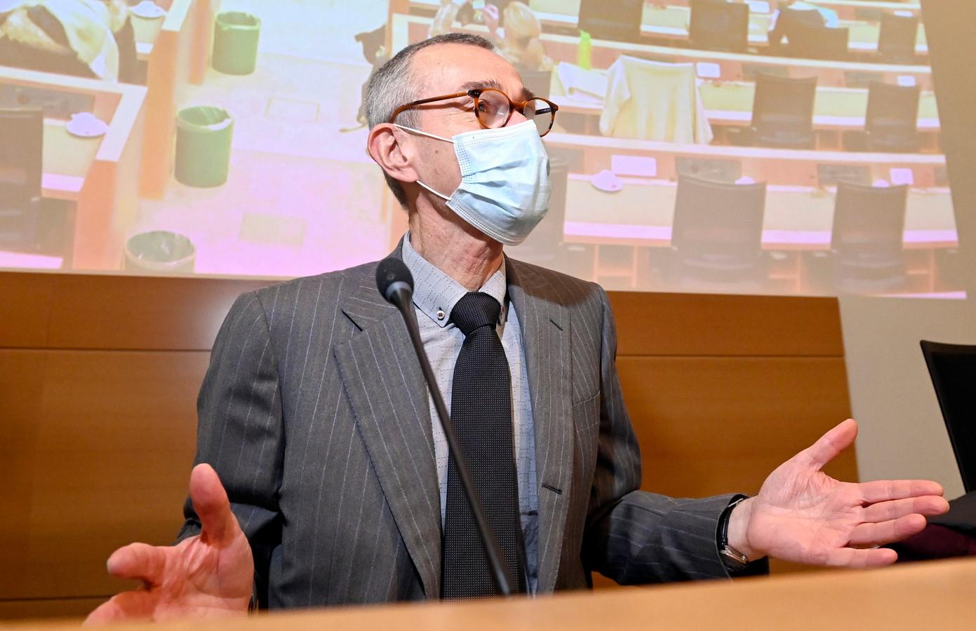 Minister van Volksgezondheid Frank Vandenbroucke (sp.a) reageerde bijzonder tevreden.
