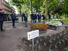 Veteranen in Hengelo krijgen een perkje met witte anjers als waardering voor hun inzet, maar geen gedenkplek