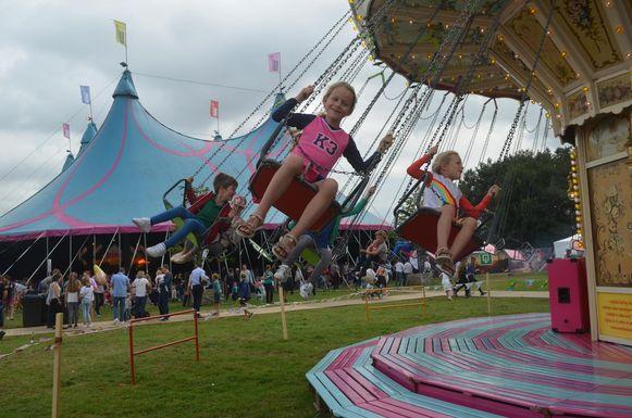 Rijvers ontpopt zich graag tot een echt gezinsfestival.