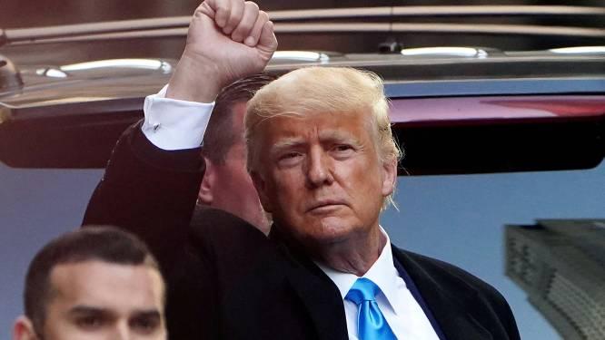Trump lanceert eigen website met nogal selectieve geschiedenis: hoog dodenaantal corona en aanval op het Capitool 'weggelaten'