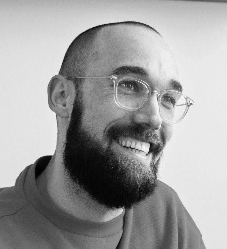 Rudy van Belkom, onderzoeker, verbonden aan Stichting Toekomstbeeld der Techniek. Beeld Michiel Laurens
