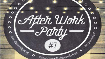 After Work Party 7 ten voordele van kinderen