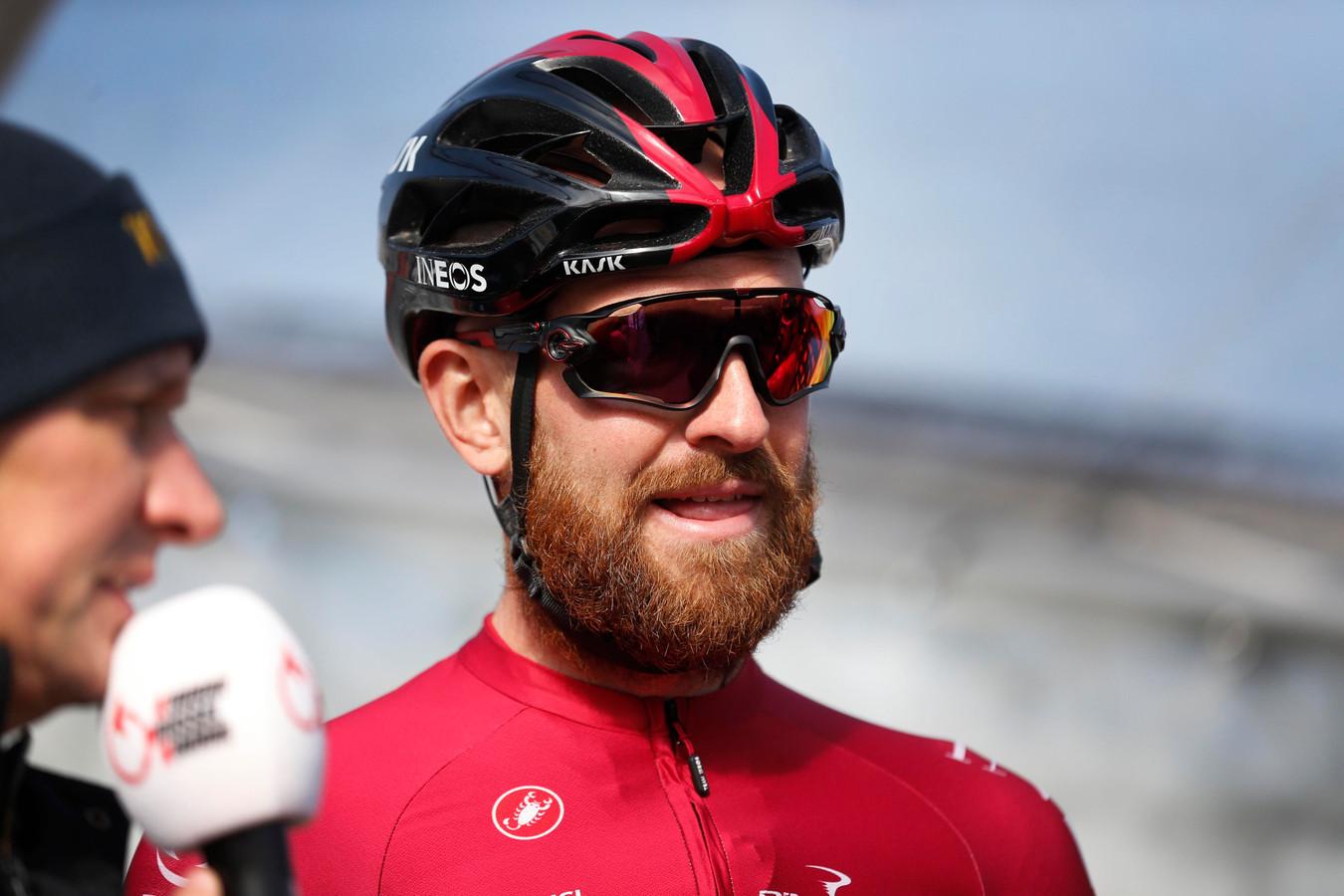 Ian Stannard wil zijn ervaring overbrengen aan de jonge renners.