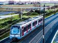 Opgelet: geen metro's tussen Marconiplein en Delfshaven