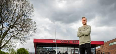 De cirkel is rond voor Rutger Worm: Nijmegenaar keert als hoofdtrainer terug bij jeugdliefde Quick