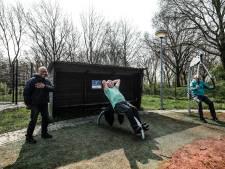 Oud-profscheidsrechter begint offensief tegen coronakilo's in Doesburg