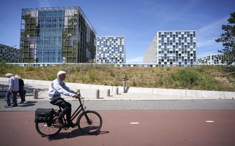 Het Internationaal Strafhof (ICC) in Den Haag.  Beeld ANP