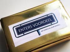 Gouden Doos verstopt in Enter: Nog nooit zo'n grote waarde