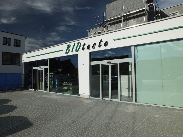 Biotaste ligt langs de gewestweg Gentsesteenweg (N43) tussen Astene en Deinze.