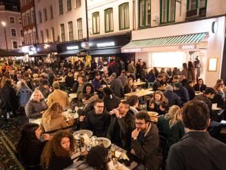 Drankverkoop in Engelse pubs verdubbeld op eerste dag na lockdown