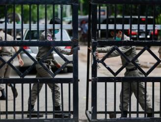 Leger Myanmar verleent amnestie aan 2.000 gevangenen