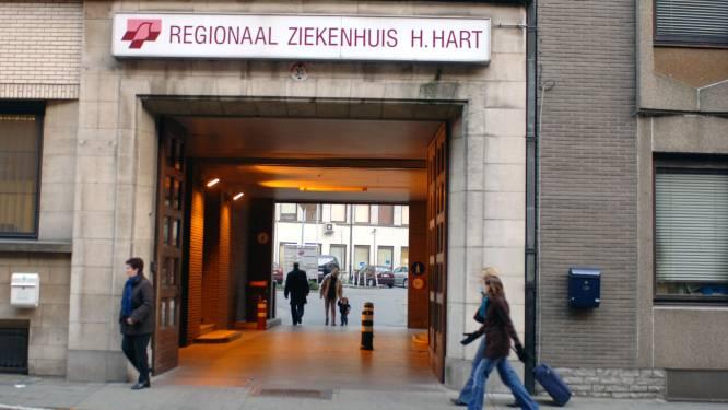 """Heilig Hartziekenhuis Leuven laat geschiedenis achter zich: """"Afbraak C-gebouw aan Naamsestraat begint volgende week"""""""