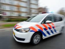 Jongeren keren zich tegen politie in centrum Bergen