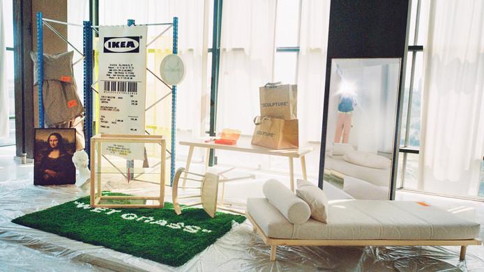 IKEA en Virgil Abloh lanceerden vandaag de MARKERAD-collectie.