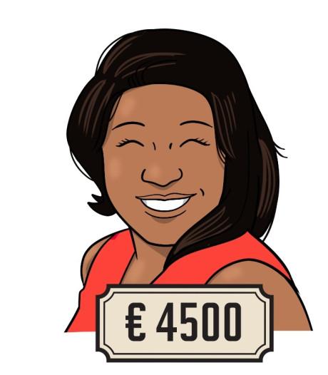 'De ene maand verdien ik 10.000 euro, de andere niks'