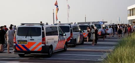 Honderden jongeren slaags op stranden van Zandvoort en Noordwijk: vier mensen opgepakt
