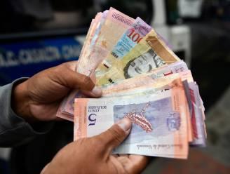 Venezuela maakt bankbiljet voor 'miljonairs'