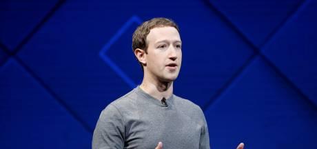 Mark Zuckerberg loopt meer dan een blauw oog op