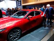 Le prince Laurent a inauguré la 97e édition du Salon de l'auto
