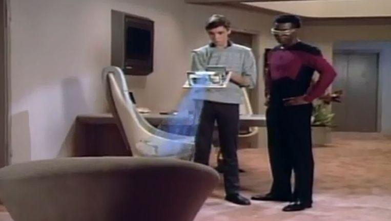 Beeld uit Star Trek Beeld YouTube