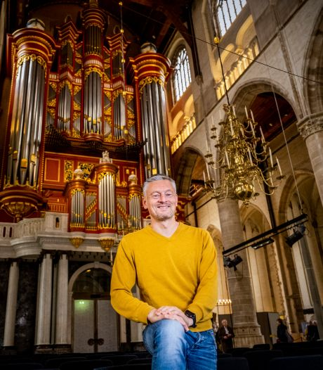 Ducttape houdt immense orgel Laurenskerk bij elkaar, miljoen nodig voor restauratie: 'Er is veel slijtage'
