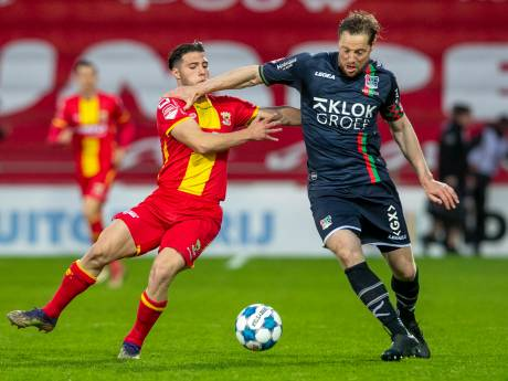 Samenvatting | Go Ahead Eagles - NEC
