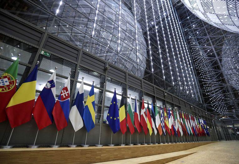 Met de hardliners in de EU valt nu te praten over versoepeling van de Europese begrotingsregels in het Stabiliteitspact, blijkt uit een nog vertrouwelijk document. Beeld Reuters