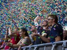 Eindelijk, feesten! Testfestival voor 10.000 man op Zwarte Cross-terrein