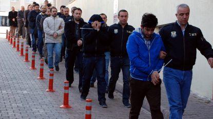 Meer dan 9.100 Turkse politieagenten geschorst om vermeende banden met Gülen