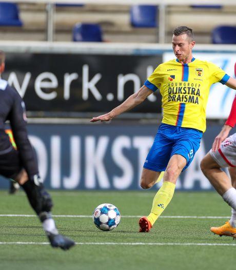 Samenvatting: SC Cambuur - FC Dordrecht