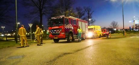 EOD ontmantelt explosief in bestelwagen in Geldrop