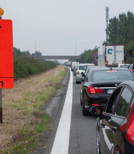 Des travaux durant les quinze prochains jours sur la RN90 à Charleroi
