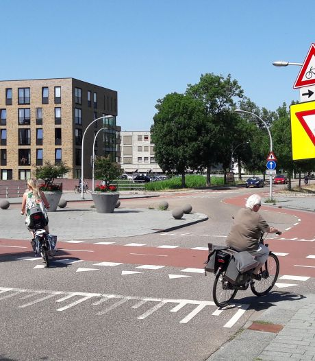 Veel onveilige plekken voor fietsers in Zwolle